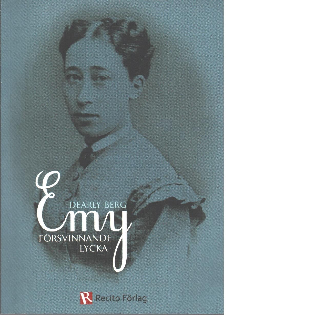 Emy - försvinnande lycka  - Berg, Dearly