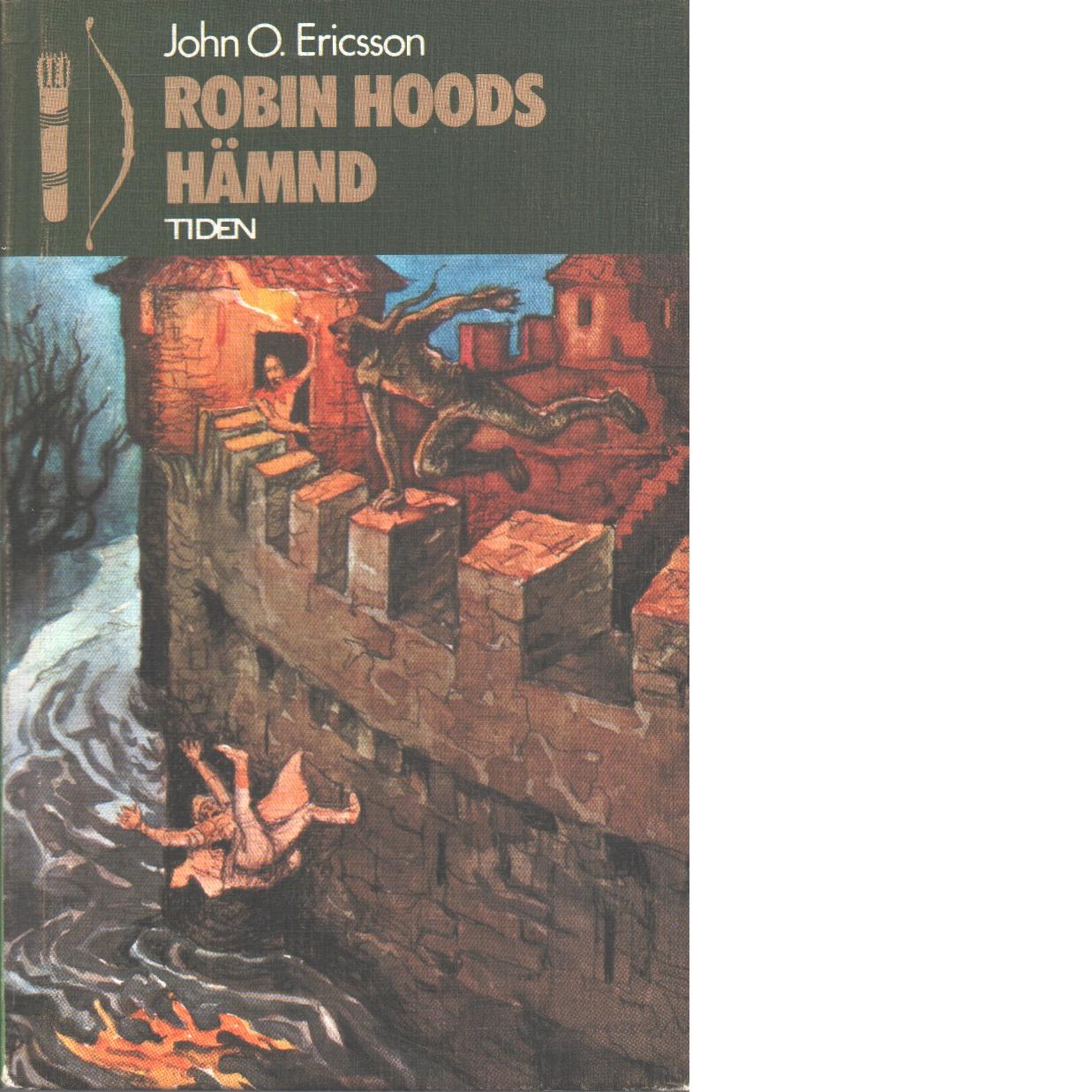 Robin Hoods hämnd - Ericsson, John O.