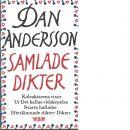 Samlade dikter - Andersson, Dan