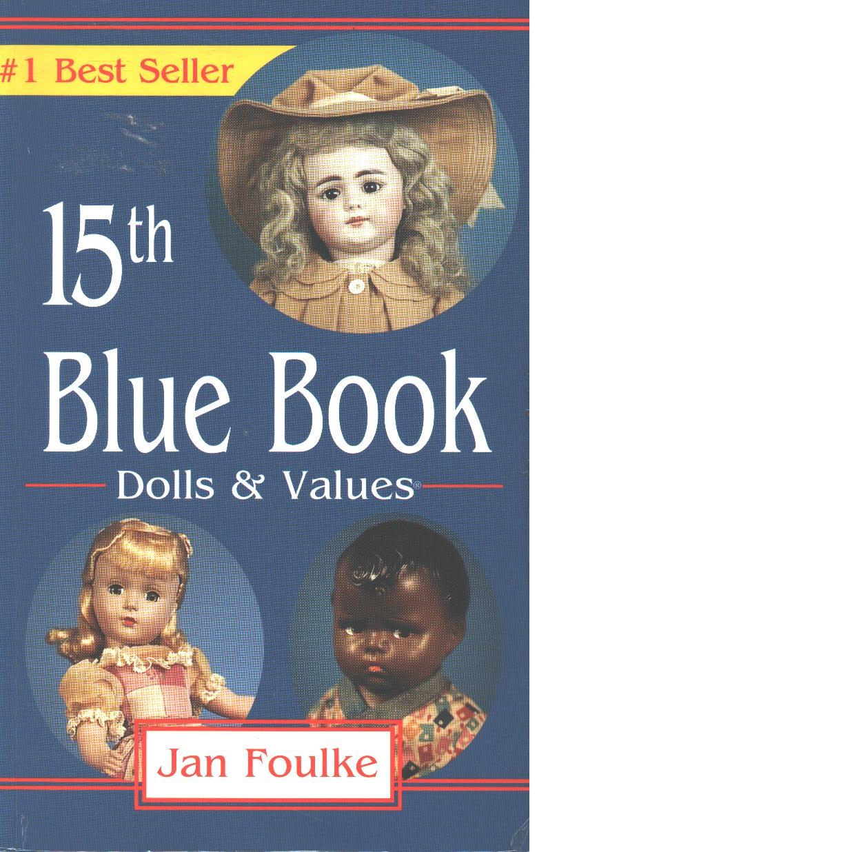 15th Blue Book - Foulke, Jan