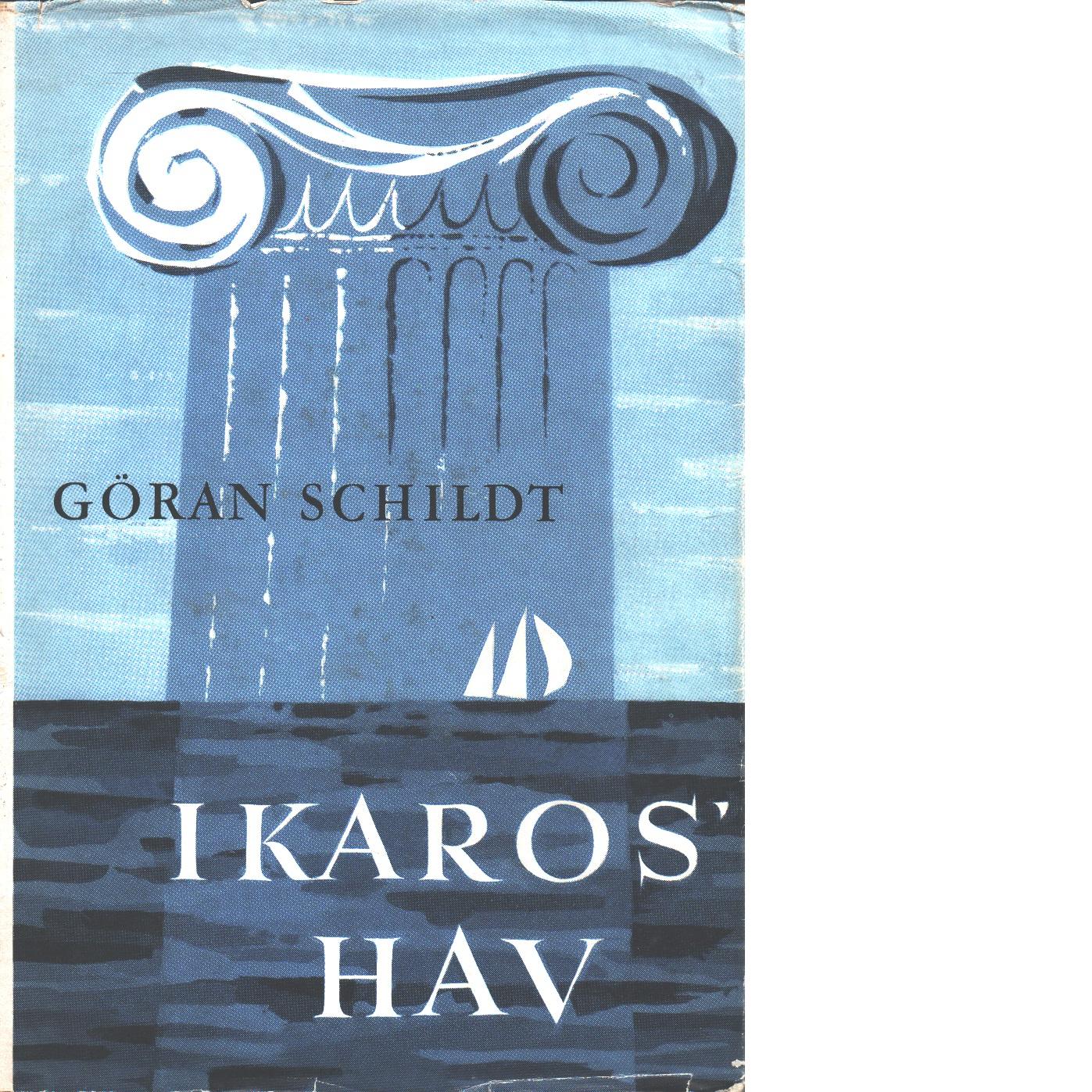 Ikaros' hav - Schildt, Göran