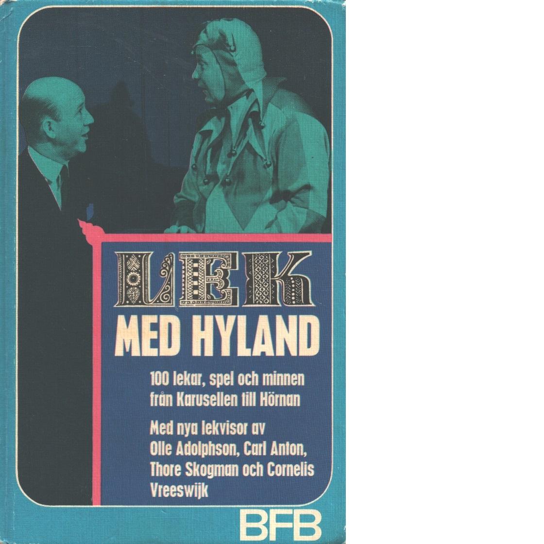 Lek med Hyland - Hyland, Lennart