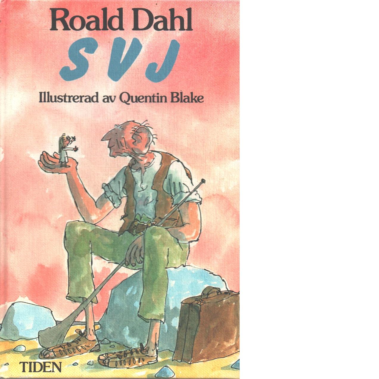 SVJ - Dahl, Roald