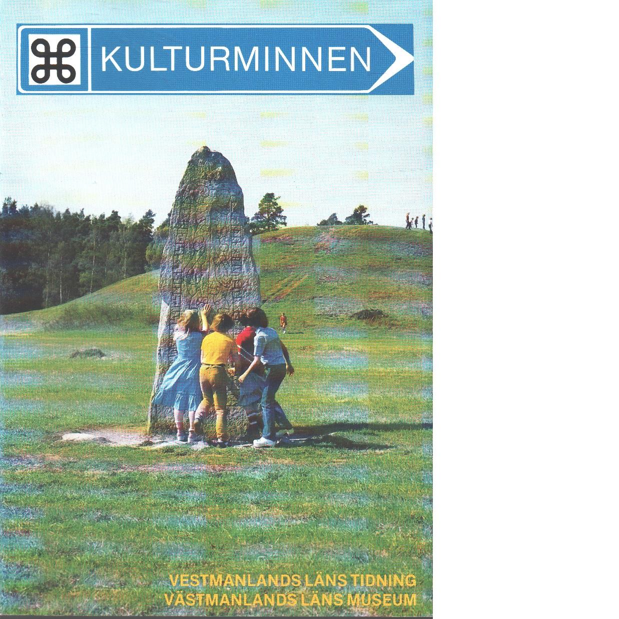 Kulturminnen - Ström, Krister