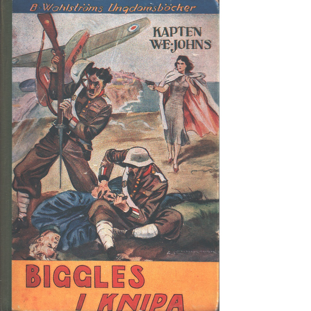 Biggles i knipa - Johns, William Earl