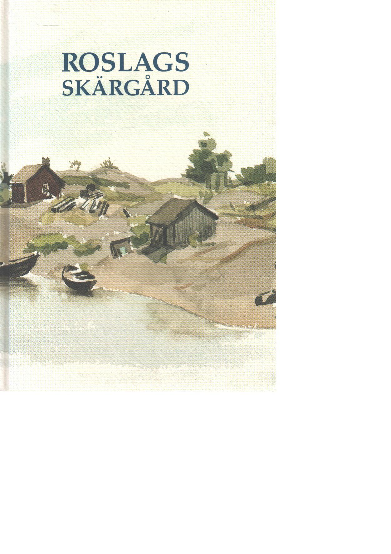 Roslagsskärgård - Reiher, Carl Henric