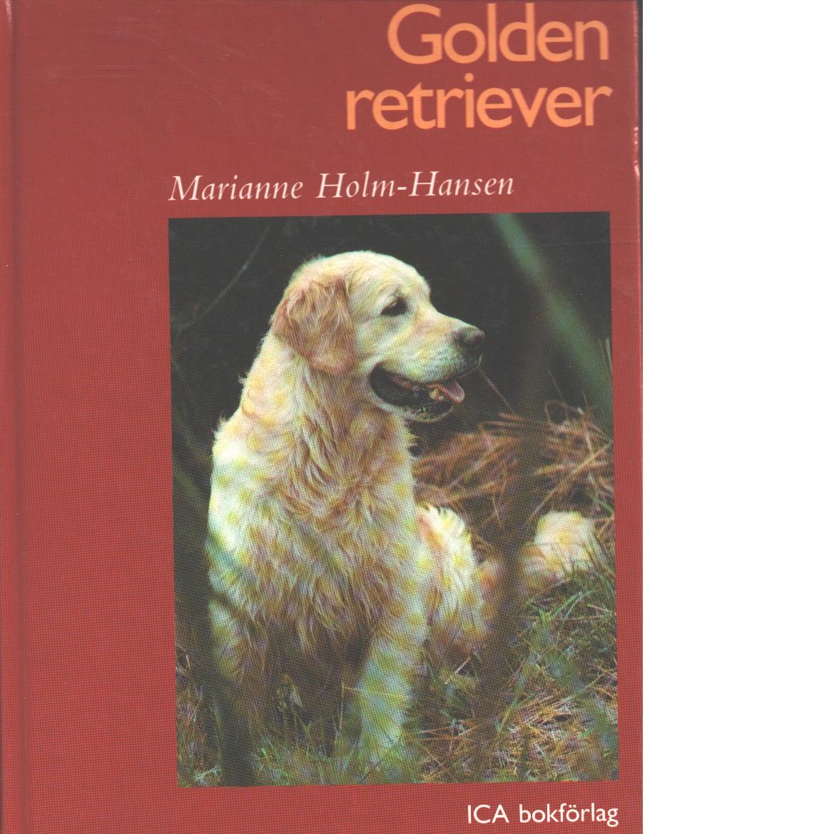 Golden retriever - Holm-Hansen, Marianne