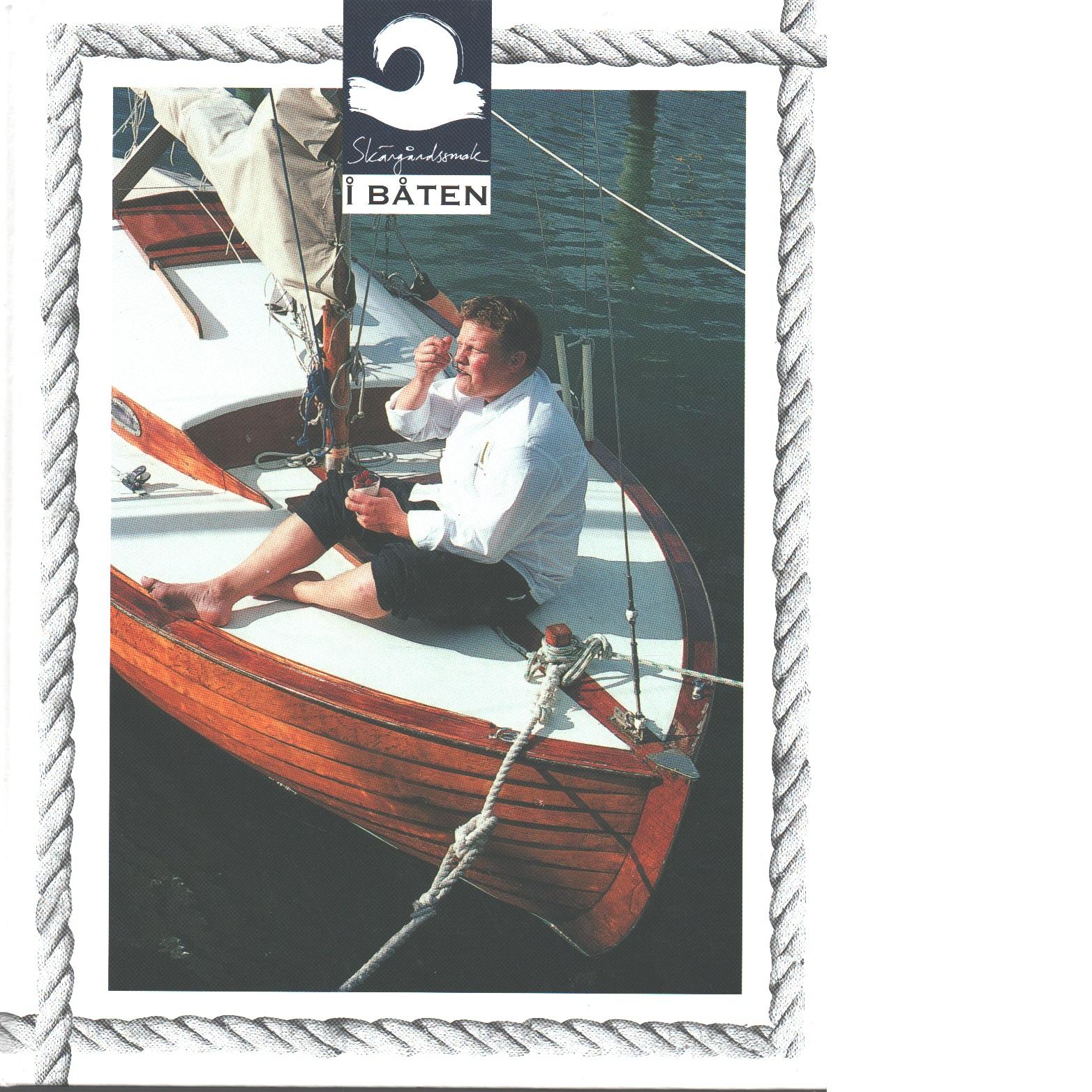 Skärgårdssmak i båten - Björklund, Michael  och Loom, Niclas samt   Silver, Per-Erik