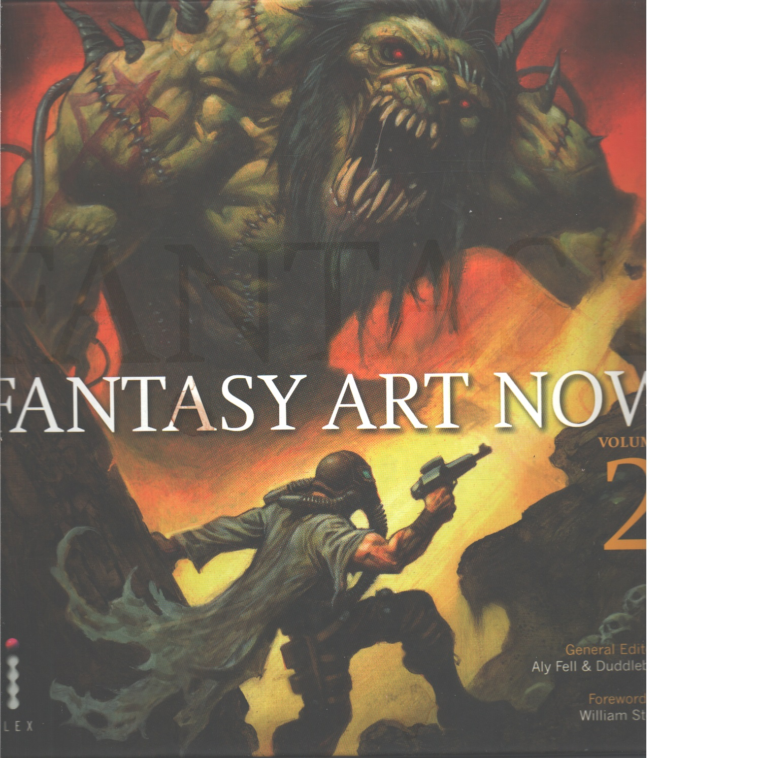 Fantasy Art Now: Volume 2 - Fell, Ally