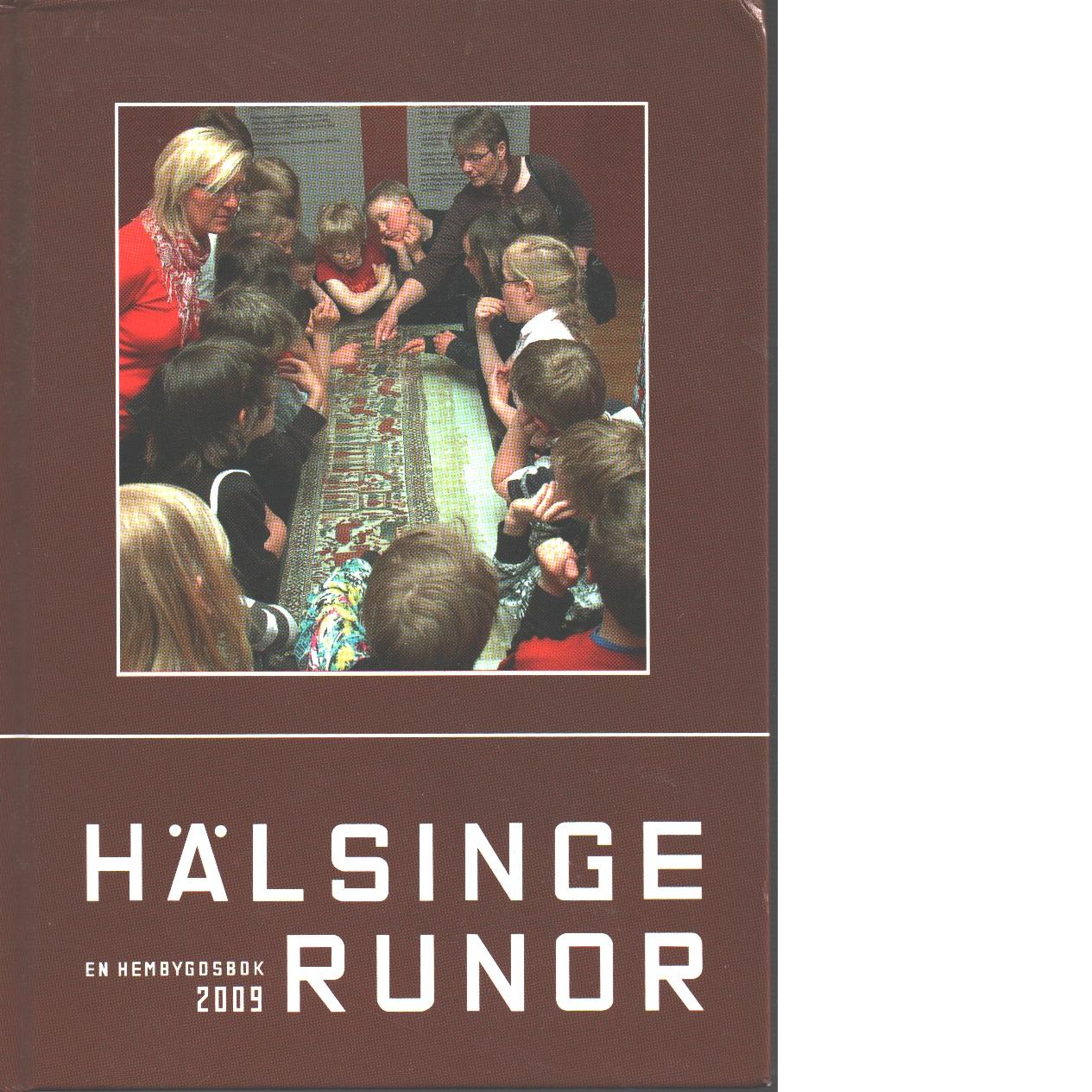 Hälsingerunor 2009 - Red.