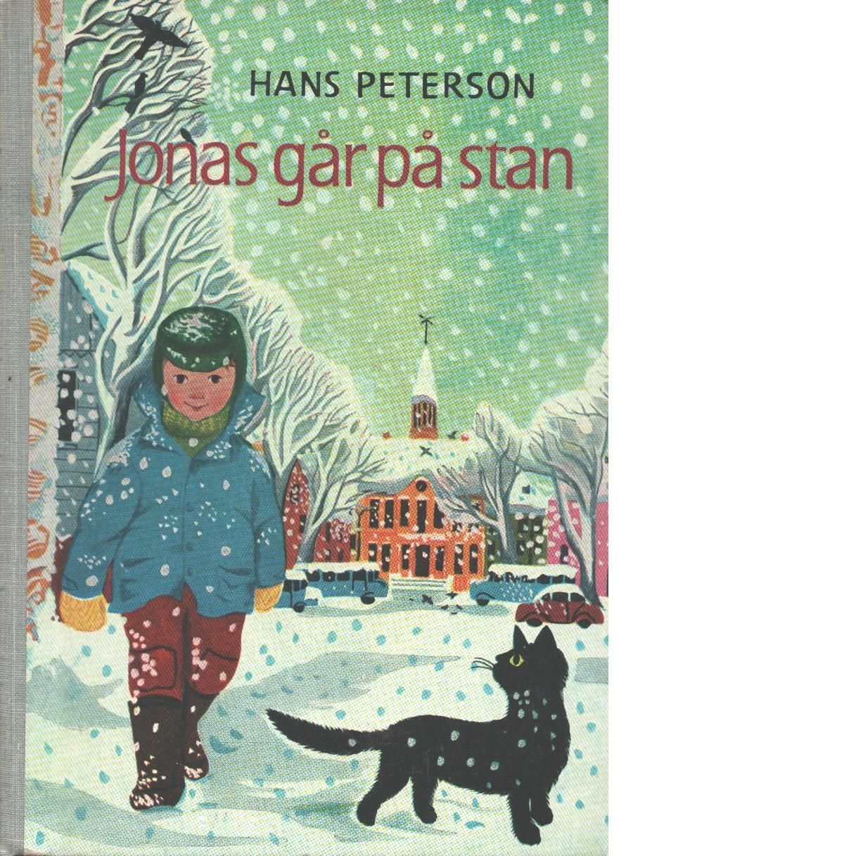 Jonas går på stan - Peterson, Hans