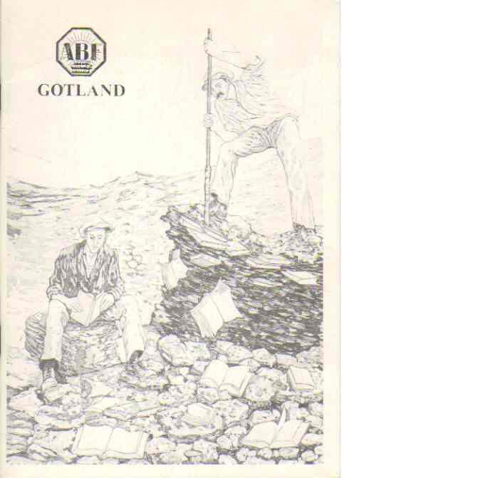 ABF på Gotland : en historik - Lahne, Erik