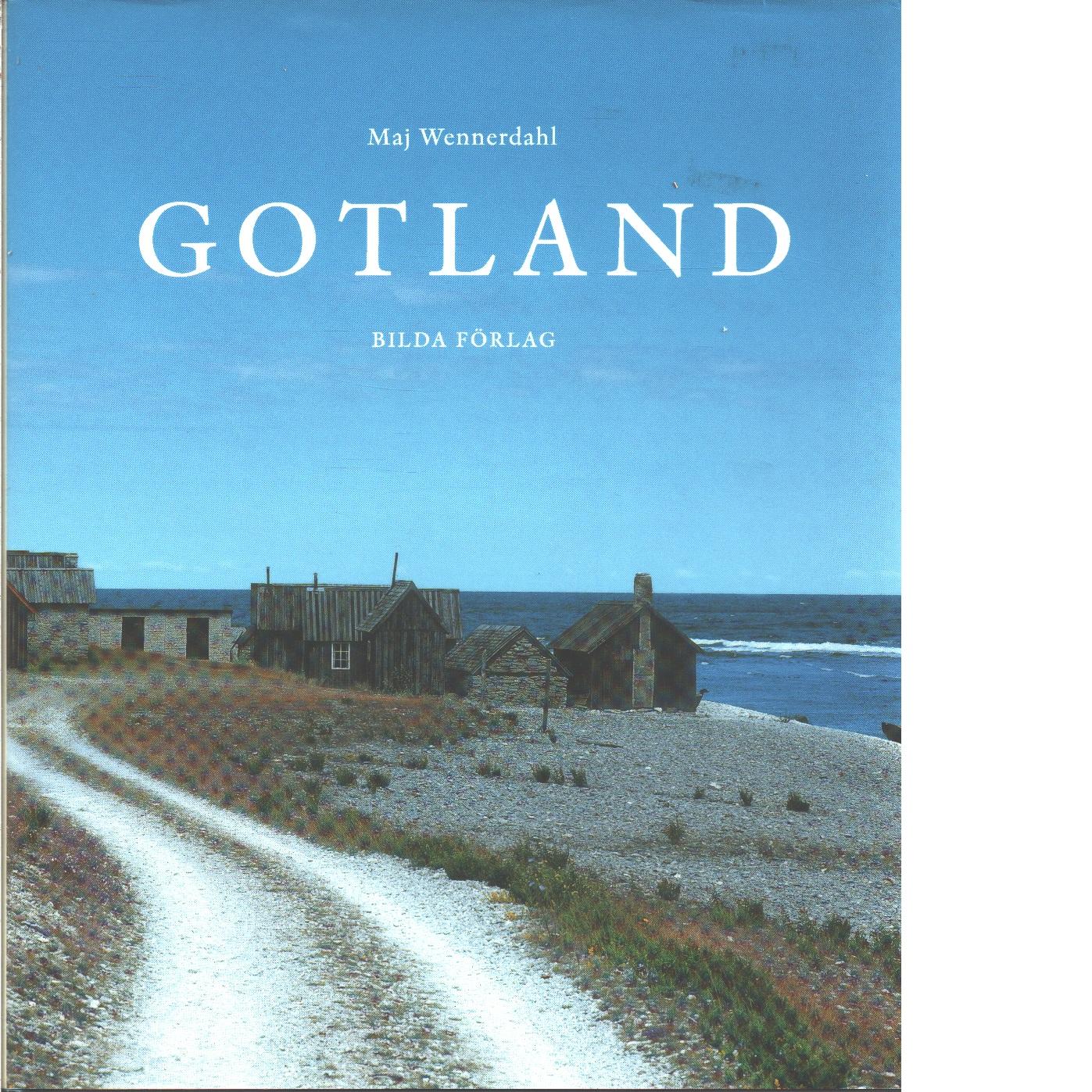 Gotland - Wennerdahl, Maj