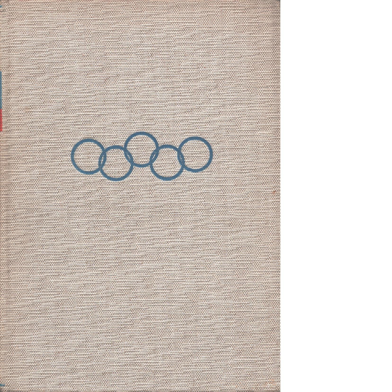 Olympiska spelen 1896 - 1948 - Red.