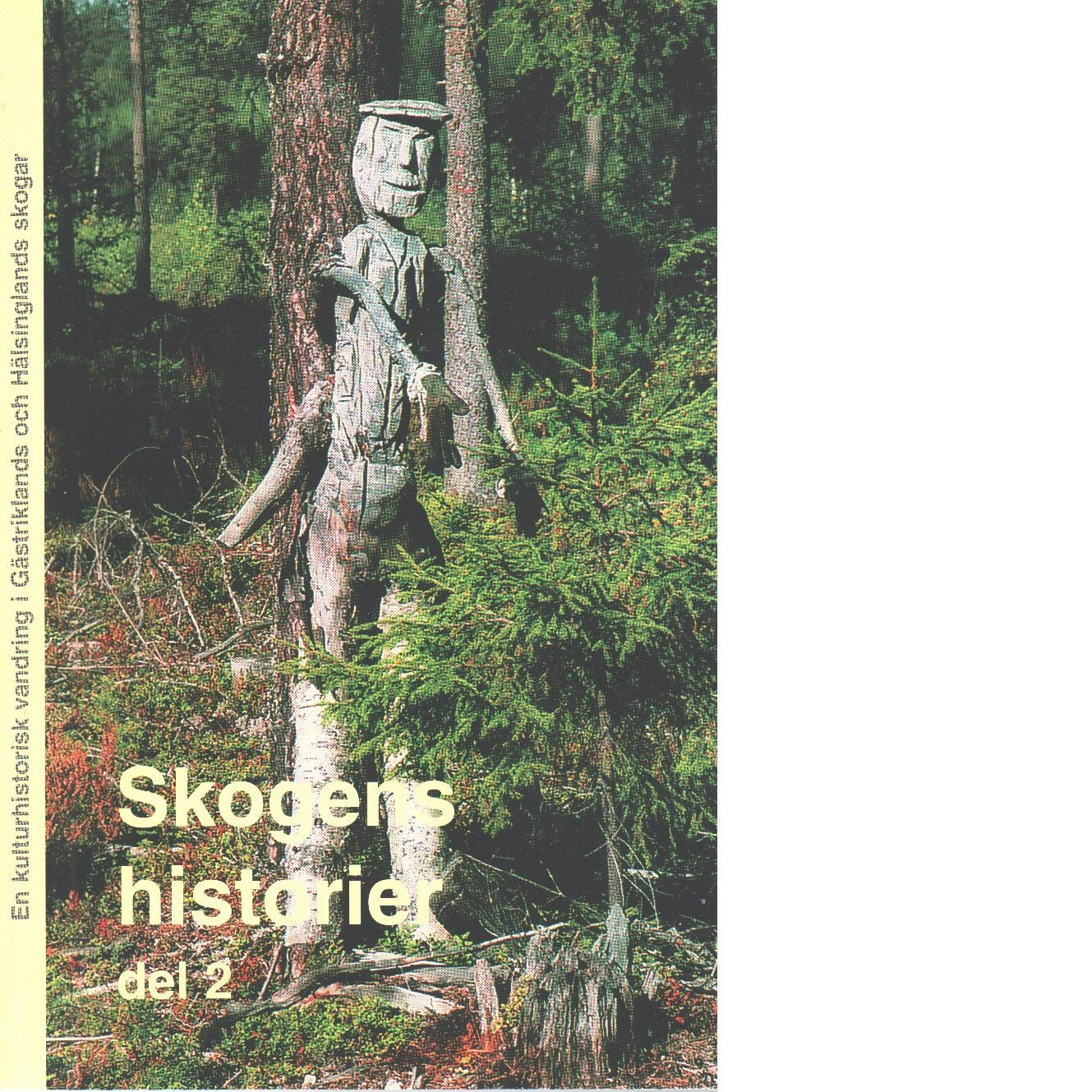 Skogens historier. D. 2 - Red.