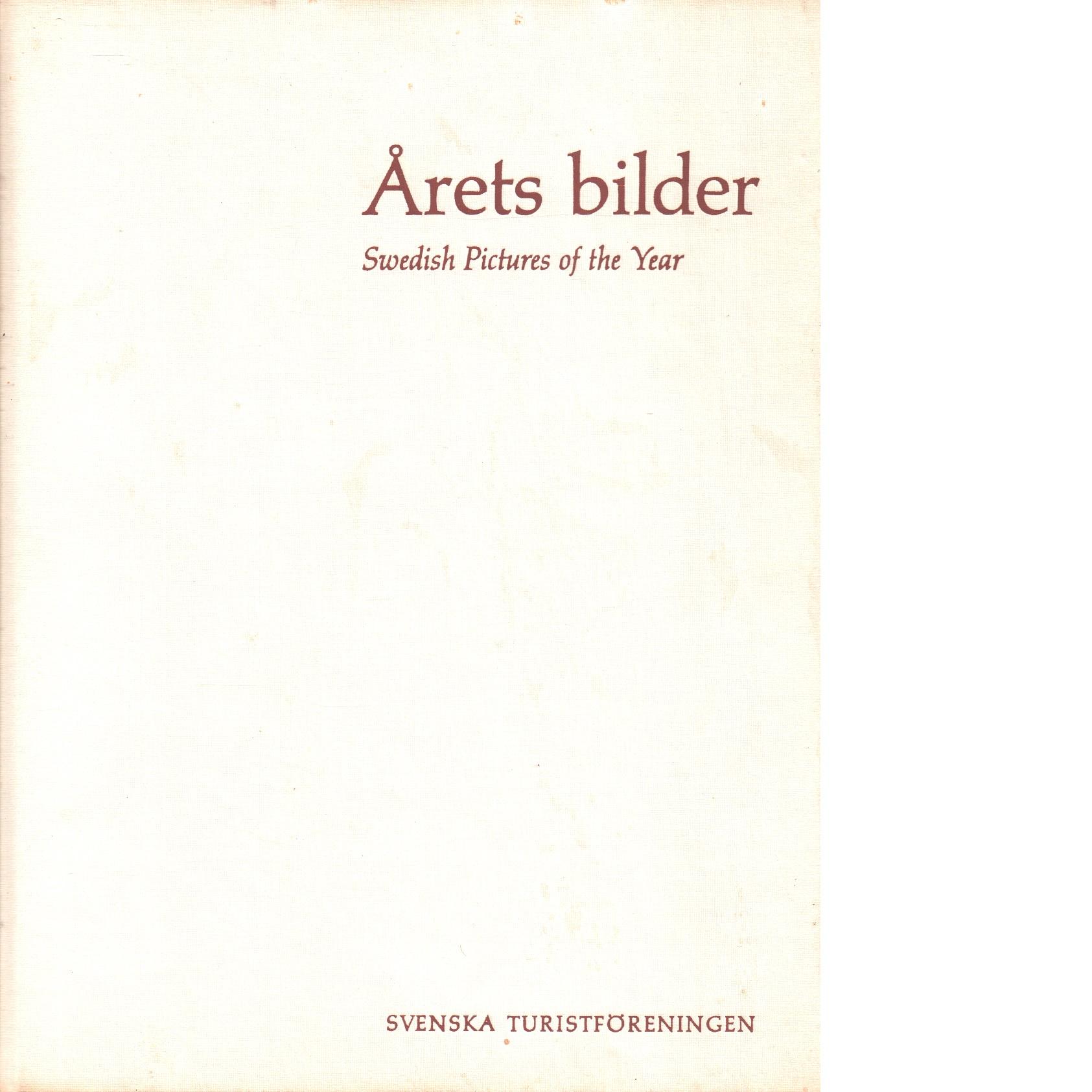 Årets bilder 1967 - Svenska turistföreningen