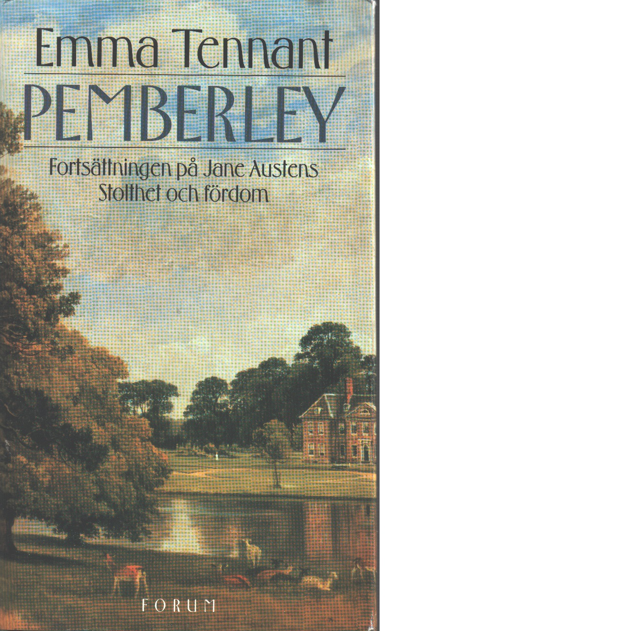 Pemberley - Tennant, Emma