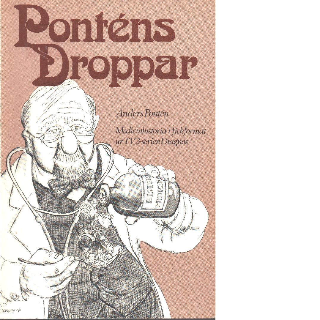 Ponténs droppar - Pontén, Anders