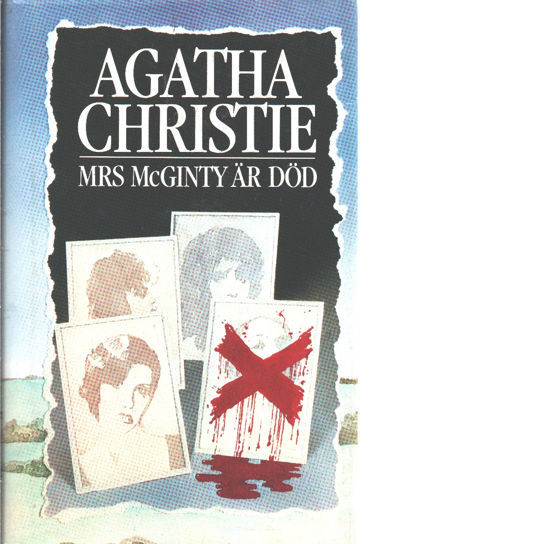 Mrs McGinty är död - Christie, Agatha