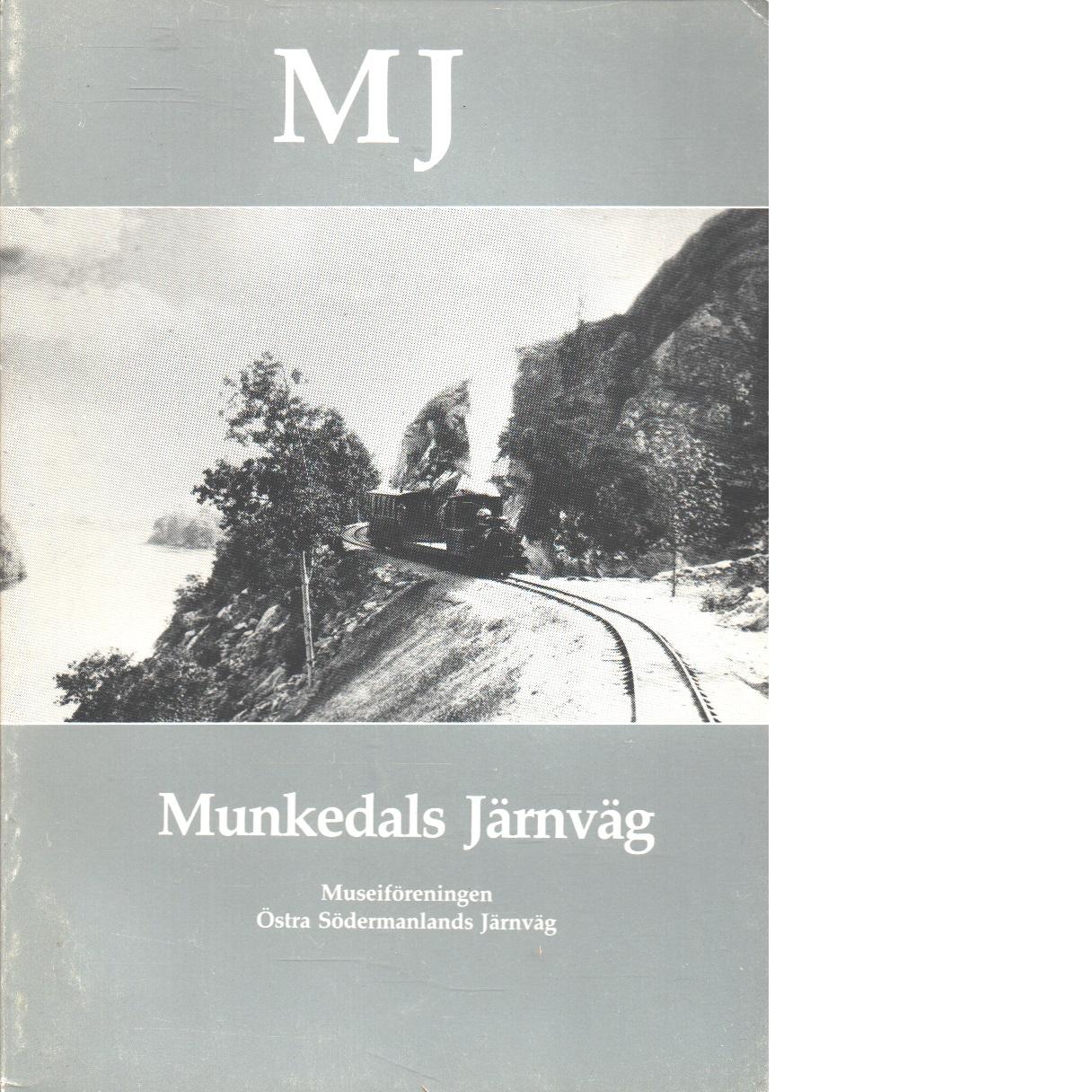 Munkedals järnväg - Welander, Lennart