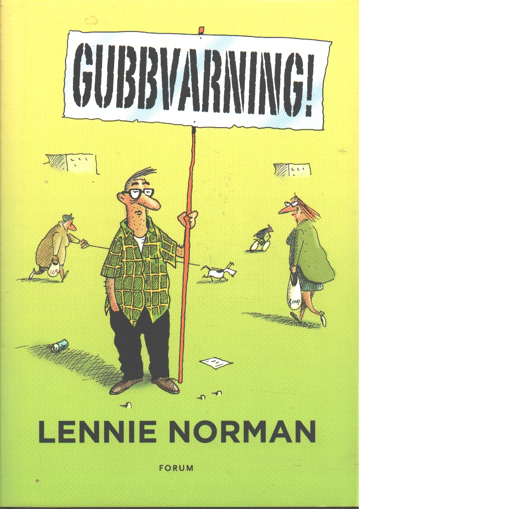 Gubbvarning! - Norman, Lennie