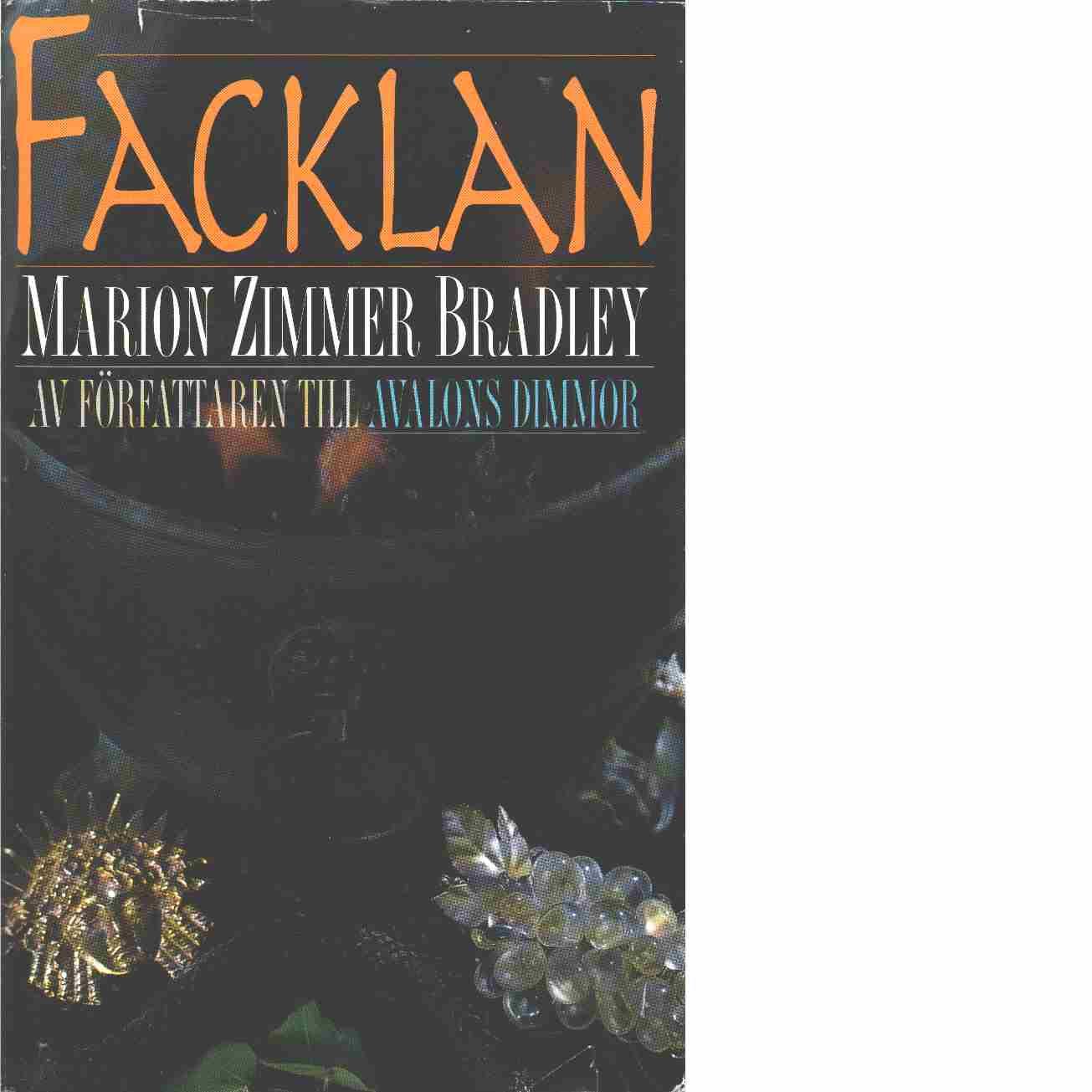 Facklan - Bradley, Marion Zimmer