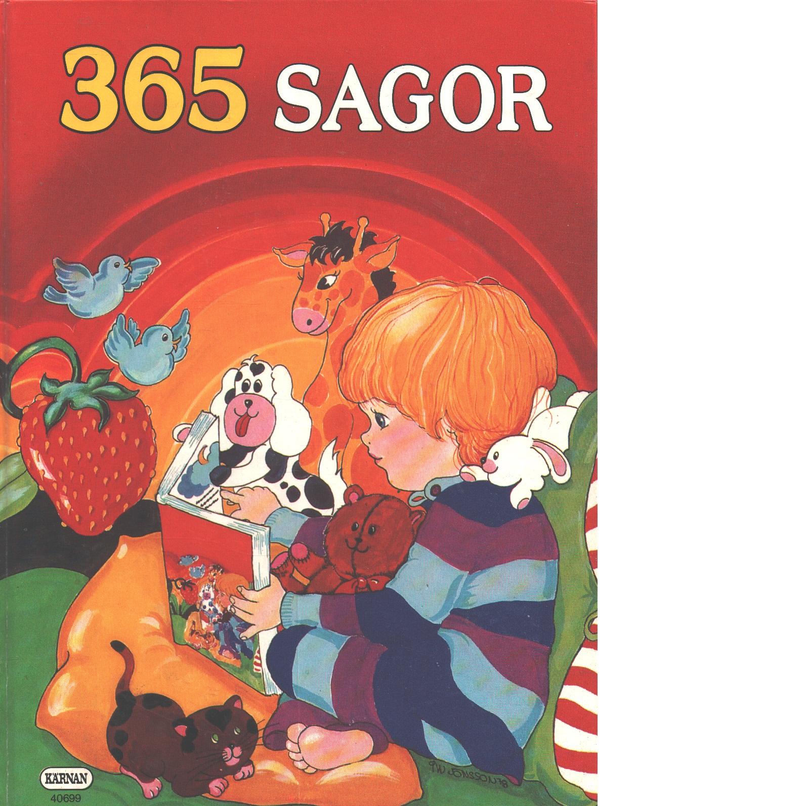 365 godnattsagor - Red.