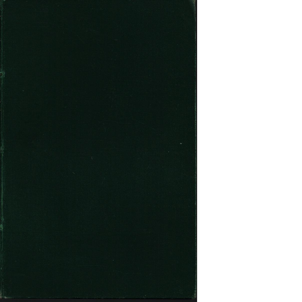 Handbok i zoologi I. delen : Skandinaviens däggdjur - Widegren, Hjalmar Och Holmgren, August Emil
