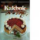 Vår tids mat 1 Kakbok : fruktkakor, tårtor och små kakor efter nya och gamla recept : den stora bildkokboken med de bästa recepten - Red.