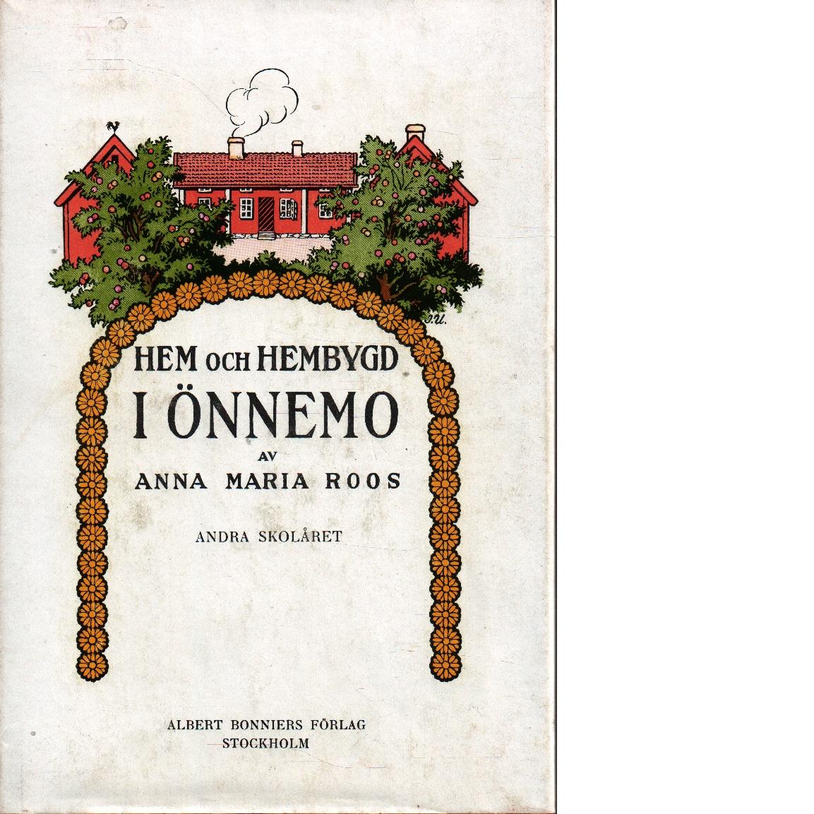 I Önnemo : andra skolåret - Roos, Anna Maria