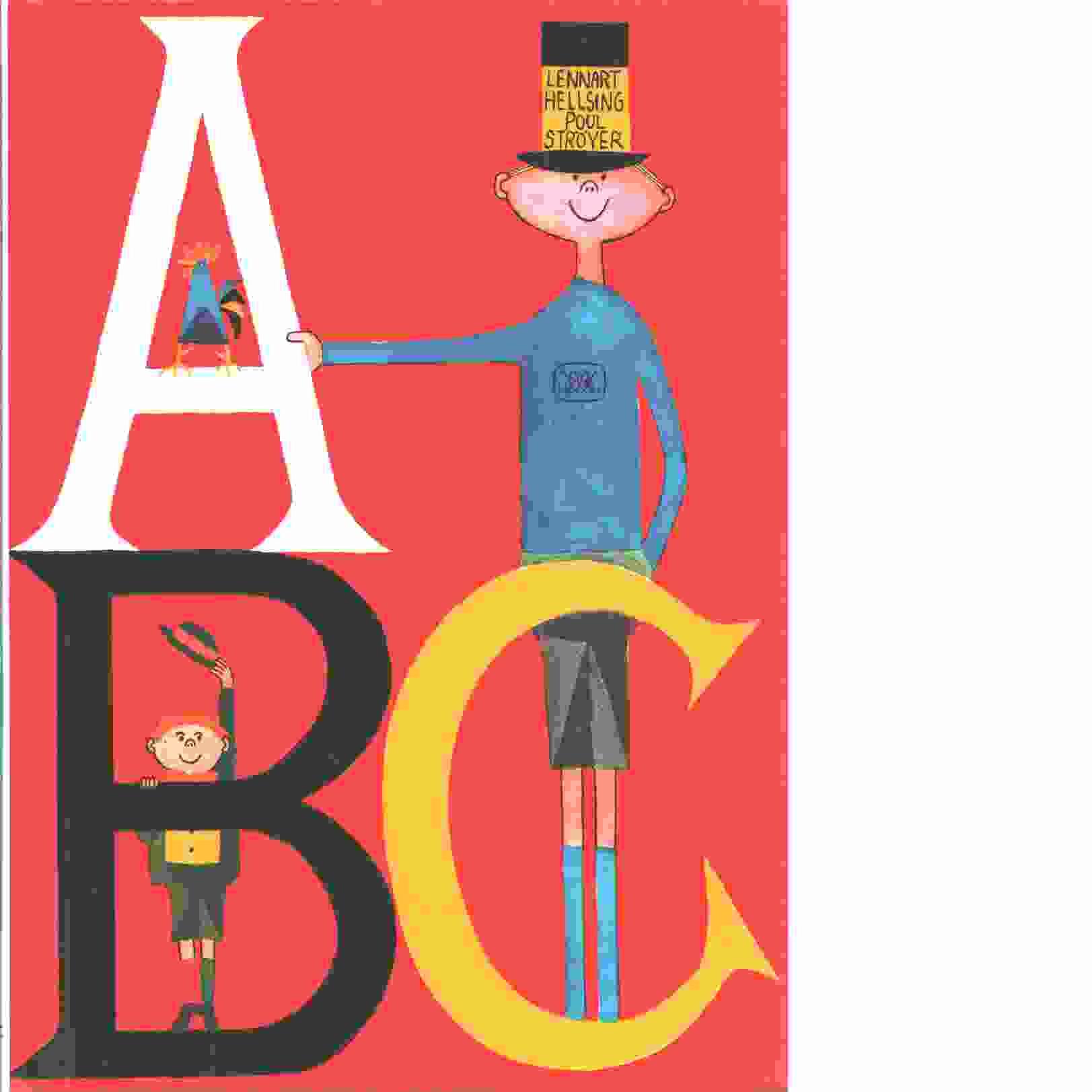 ABC - Hellsing, Lennart och Ströyer, Poul