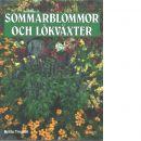 Sommarblommor och lökväxter - Tingdal, Britta