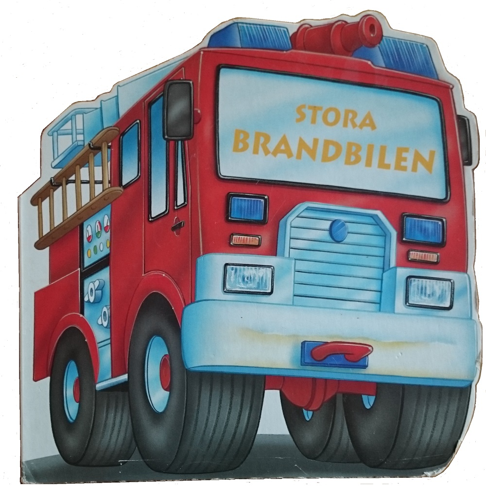Stora brandbilen - Barnes, Kay