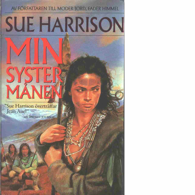 Min syster månen - Harrison, Sue
