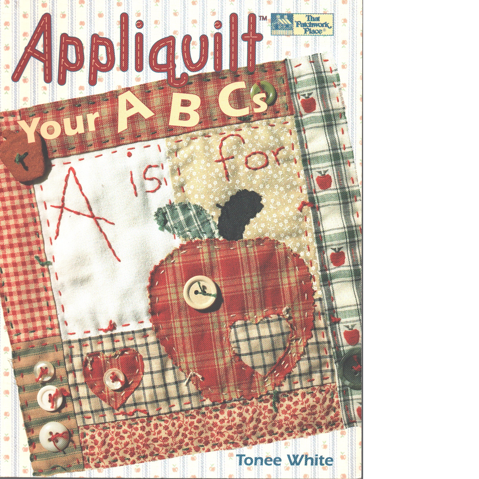 Appliquilt your abcs - White , Tonee