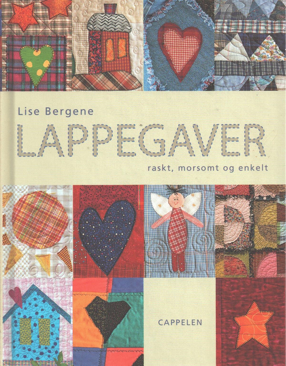 LAPPEGAVER raskt morsomt og enkelt - Bergene, Lise