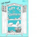 Copy Art for Quilters - Tourtillotte, Barb