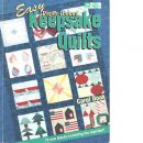 Easy Paper-Pieced Keepsake Quilts: 72 New Blocks Including the Alphabet - Doak, Carol