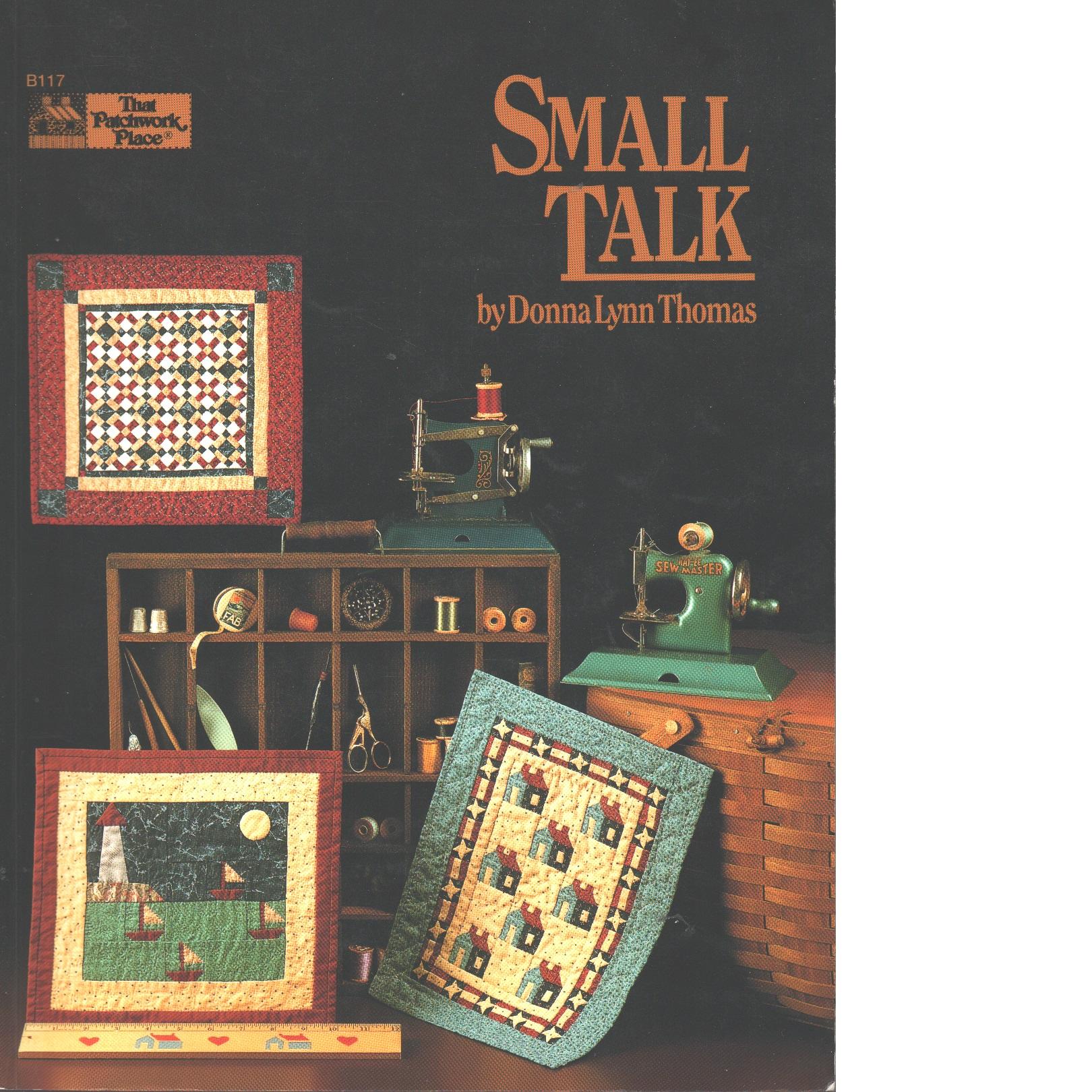 Small Talk - Thomas, Donna Lynn