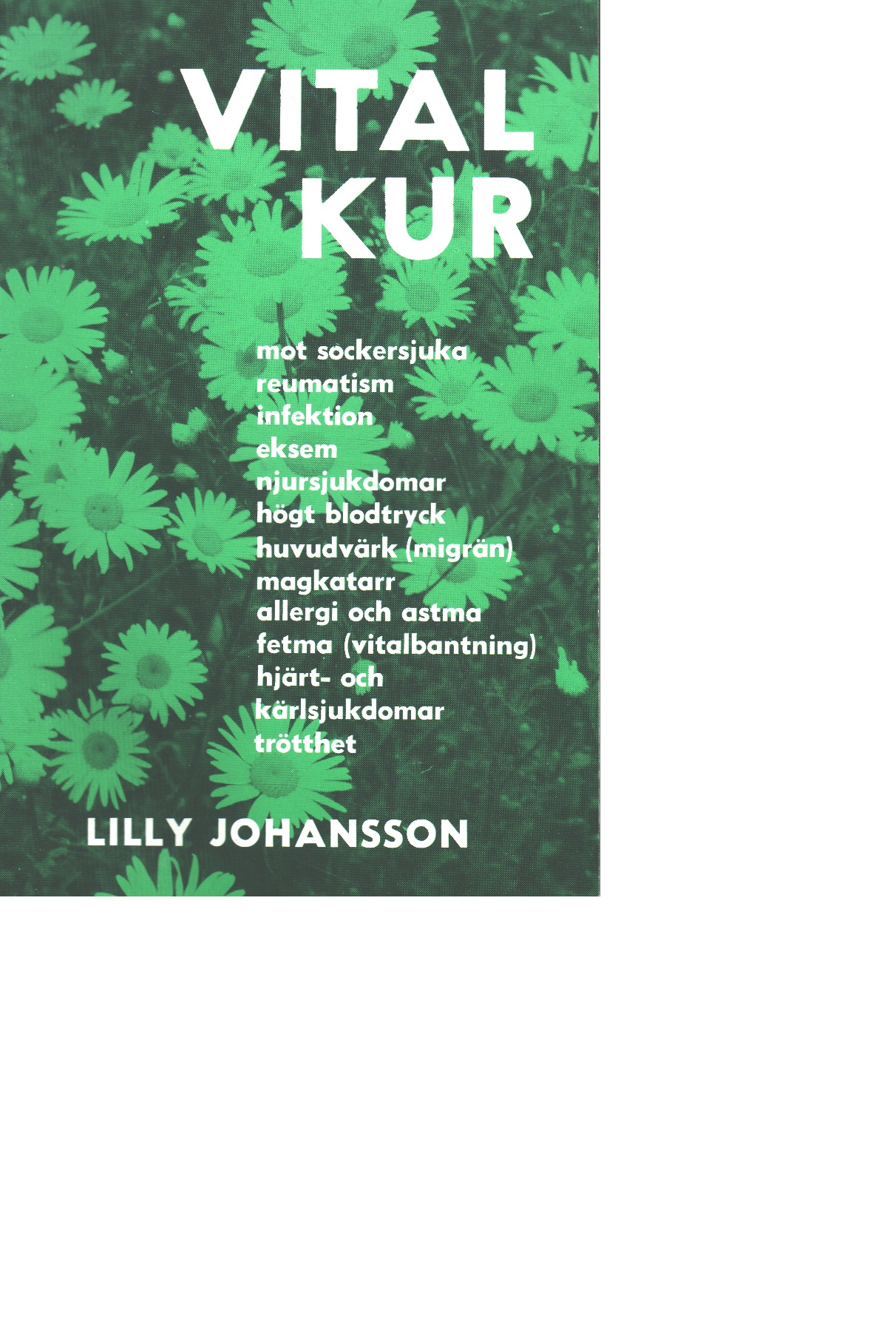 Vital kur - Johansson, Lilly