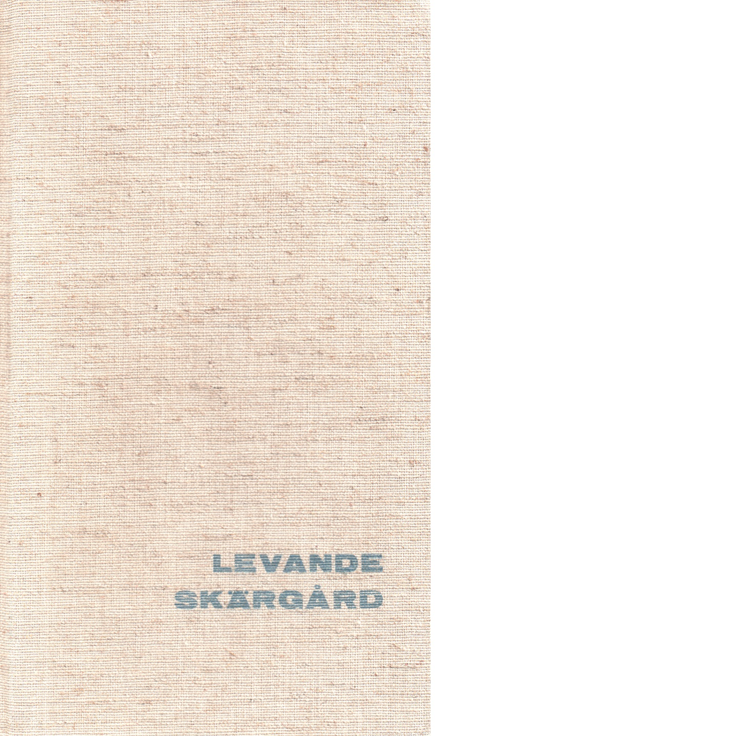 Levande skärgård : en bok om farvattnen kring Luleå - Red.