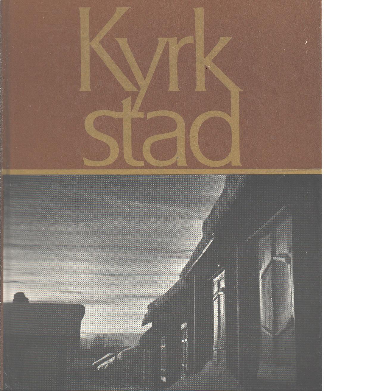 Kyrkstad - Enqvist, Elvin