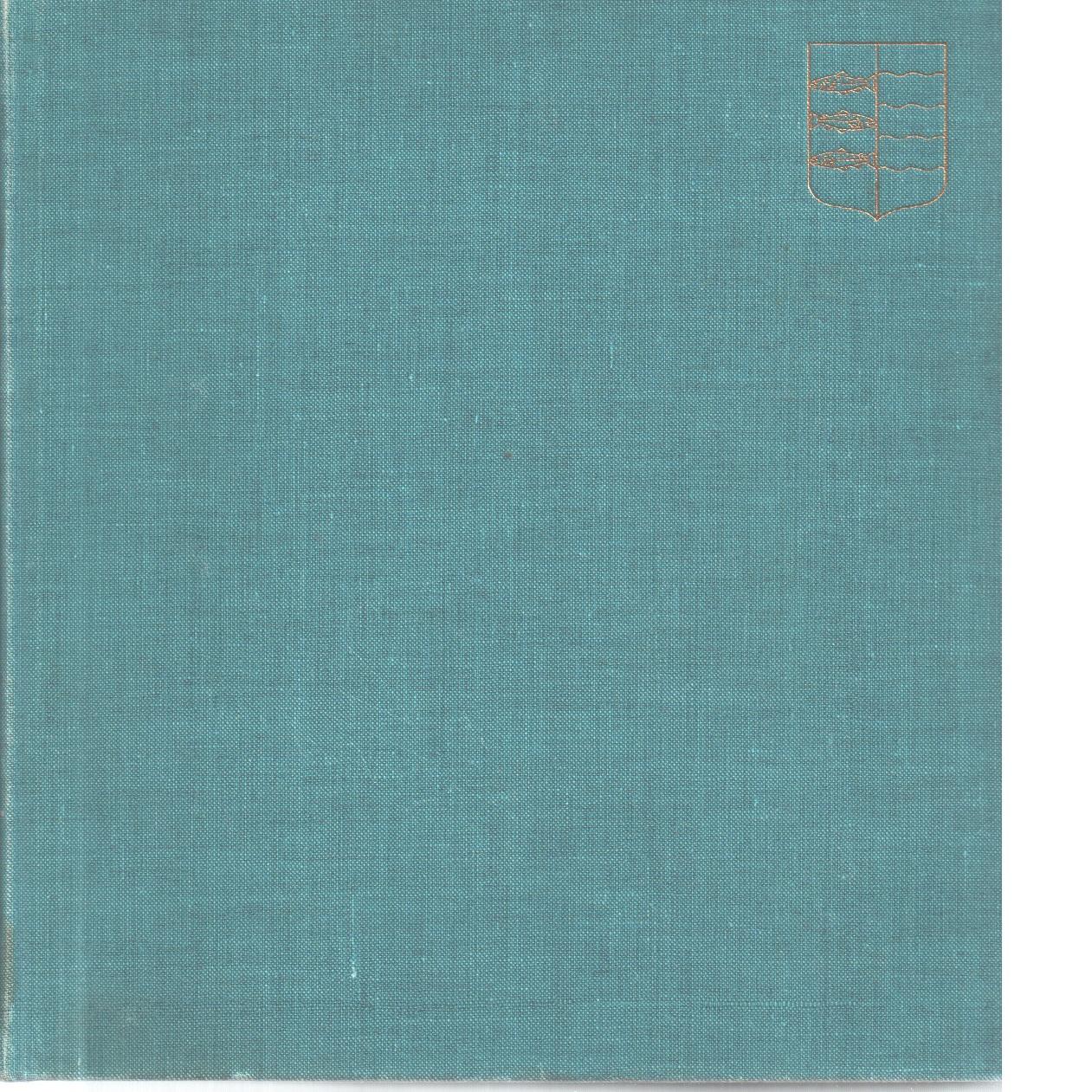Västernorrland : ett sekel 1862-1962. D. 1 +  D. 2 - Red.