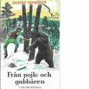 Från pojk- och gubbåren : jakter och äventyr - Schröder, Gustaf