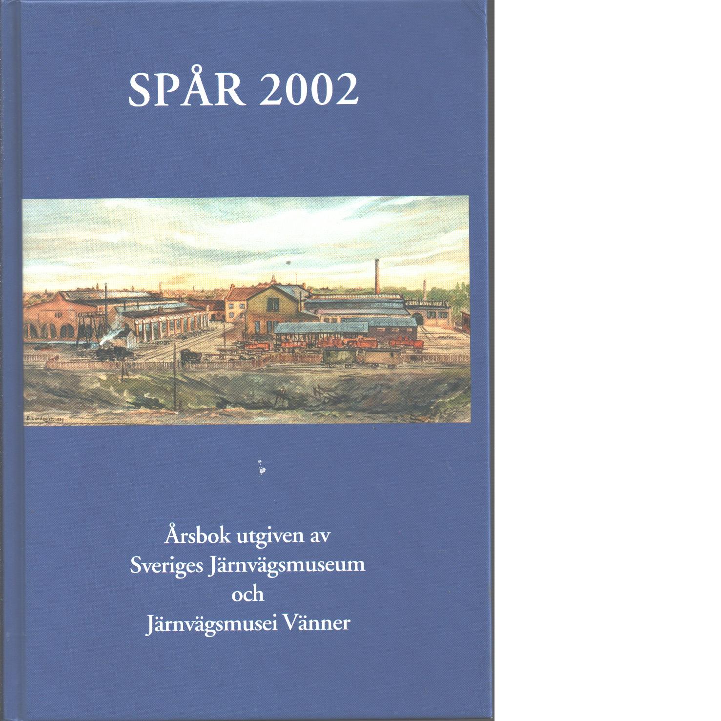 Spår :  2002 - Red.
