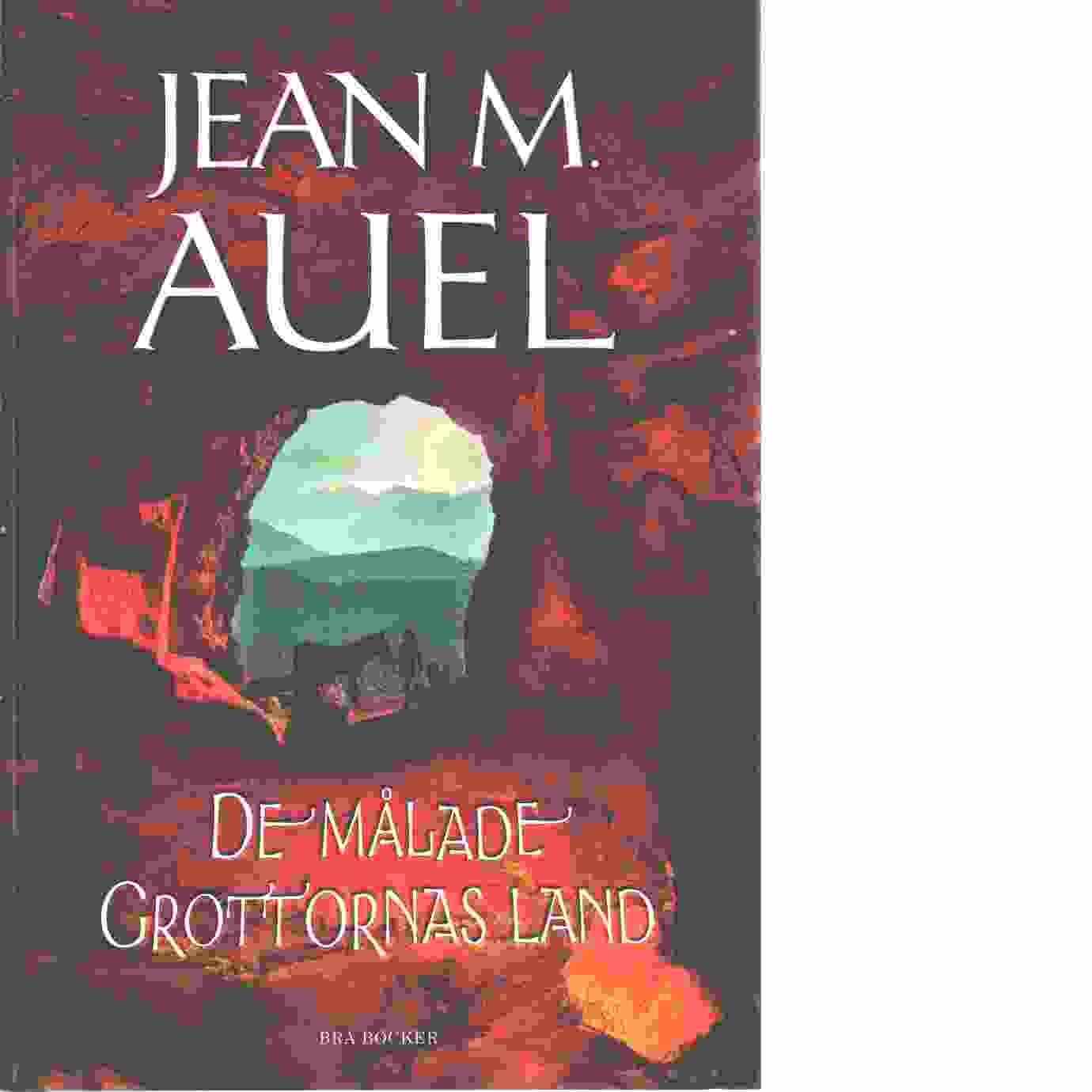 De målade grottornas land - Auel, Jean M