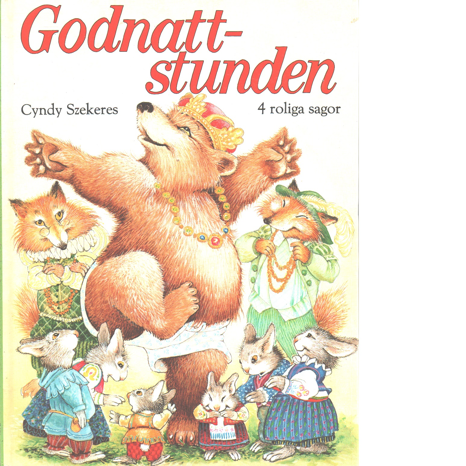 Godnatt-stunden - Szekeres, Cyndy