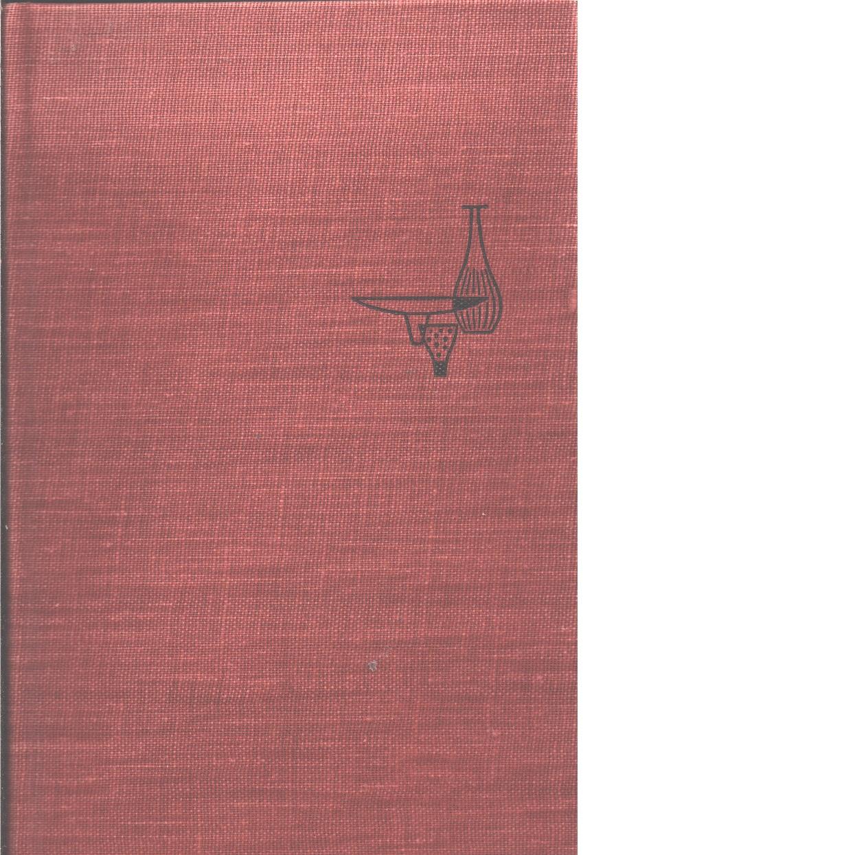 Keramikhandboken - Boije Af Gennäs, Madeleine Och Lidbeck, Bull