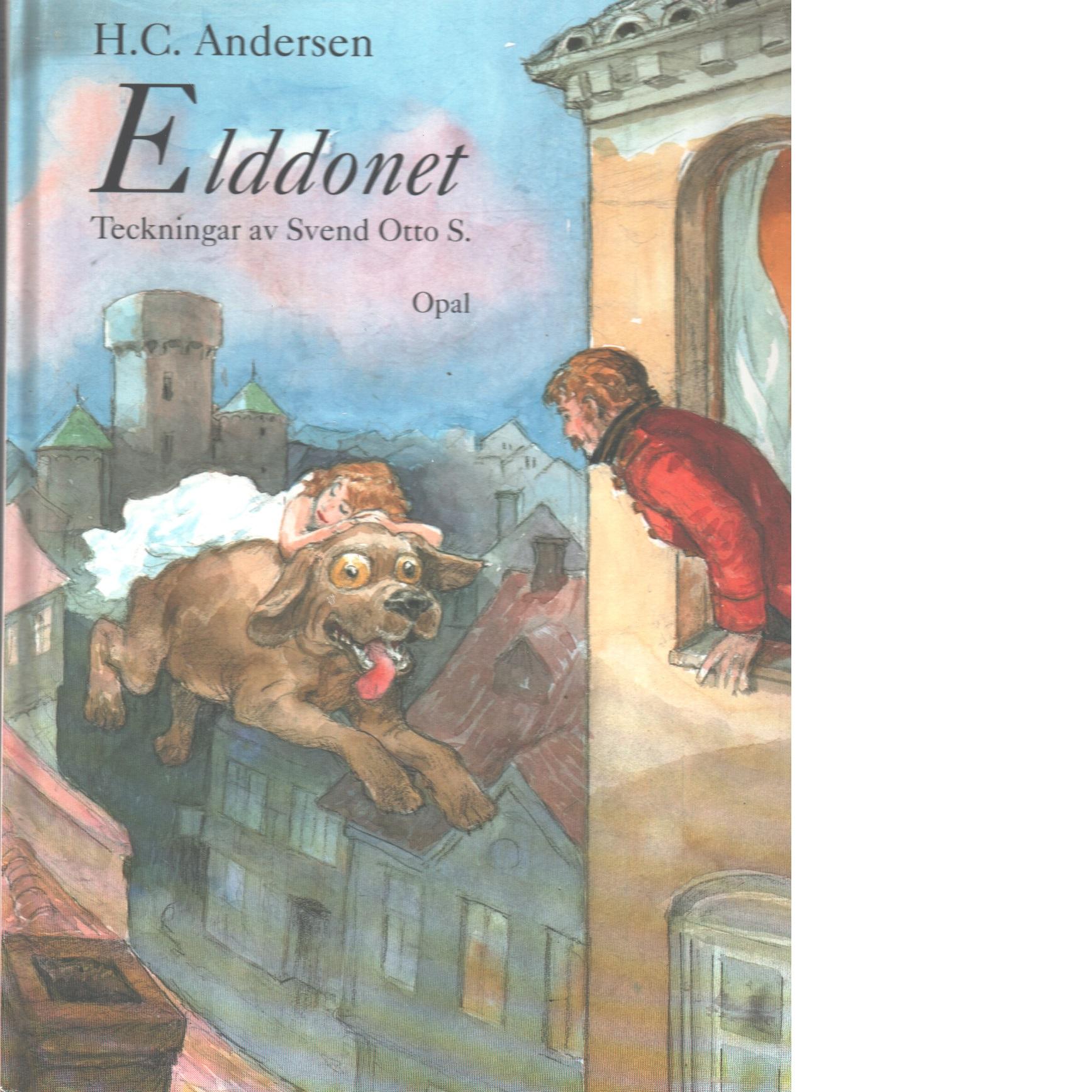 Elddonet - Andersen, H. C.,