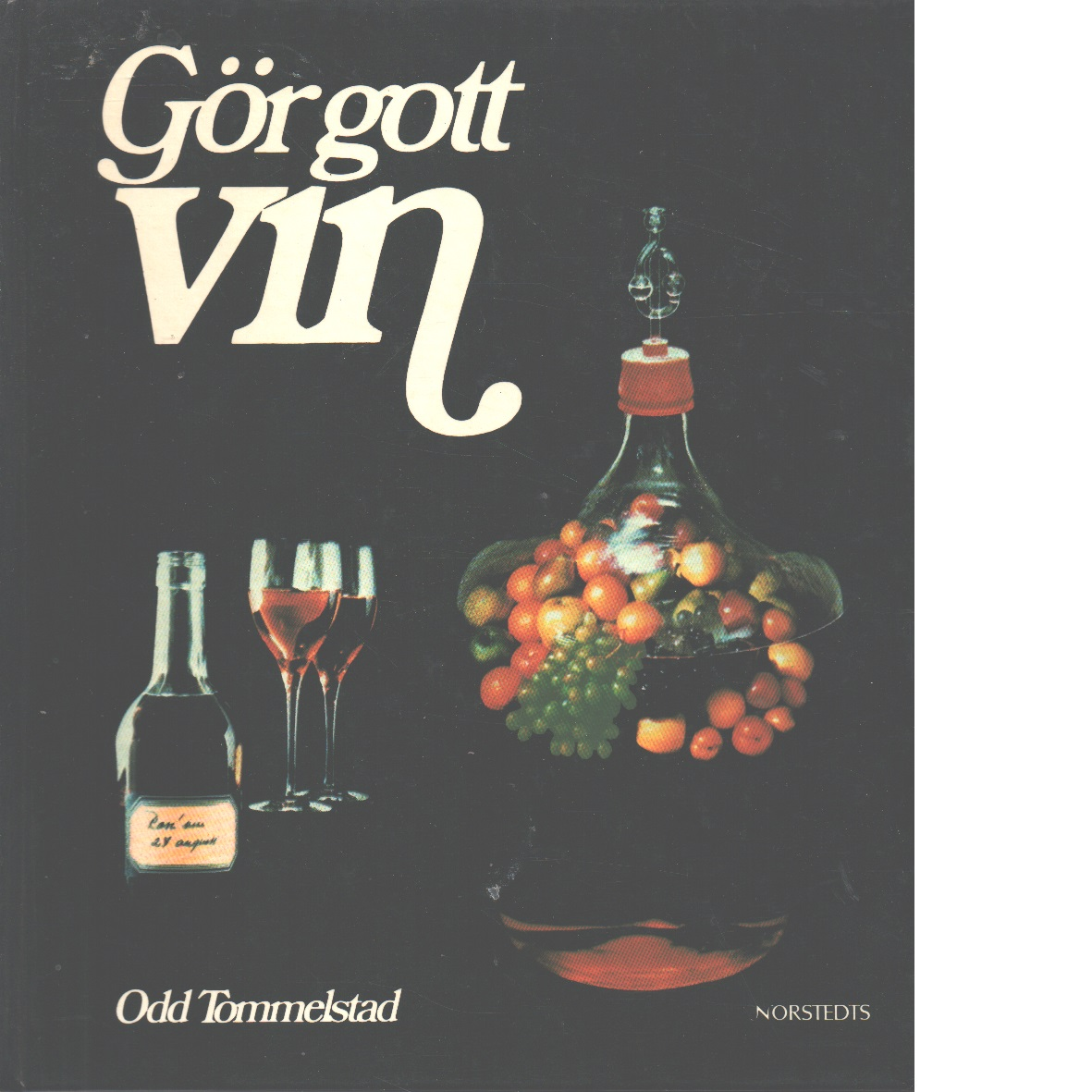Gör gott vin - Tommelstad, Odd